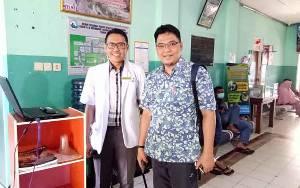 Tim PKRS RSUD Kapuas Sampaikan Sejumlah Gejala Penyakit Stroke