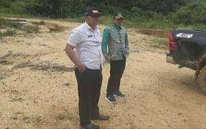 Anggota DPRD Kapuas Ini Harapkan Jalan Kapuas Hulu - Mandau Talawang Segera Ditangani