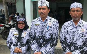 Konferensi Rampung, Ini Ketua PGRI Kabupaten Kapuas Terpilih Masa Bakti 2020 - 2024
