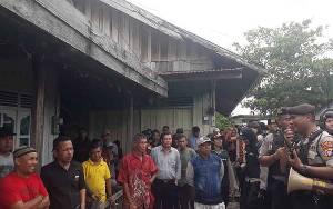 Termohon Sengeketa Lahan di Kelurahan Baru Ngaku Merasa Dizalimi