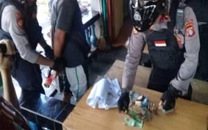 Polisi Gerebek Warung Makan di Jalan Pangrango Palangka Raya