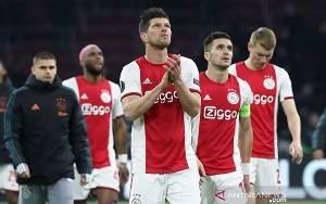 Meski Menang Atas Getafe, Ajax Tetap Tersingkir