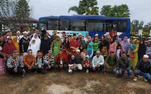Bupati Seruyan Lepas Keberangkatan Jamaah Haul Guru Sekumpul