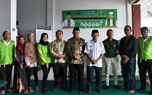 Wakil Bupati Kapuas Kunjungi Posko Rest Area Bagi Jamaah Haul Guru Sekumpul