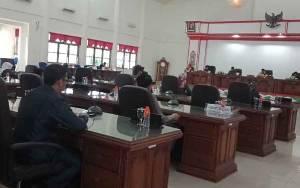 Ini Jawaban Bupati Barito Selatan atas Catatan Fraksi DPRD Barito Selatan
