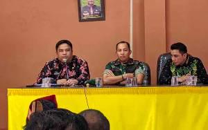 Buntut Pengeroyokan, Polres Kotim Hentikan Aktivitas PSHT