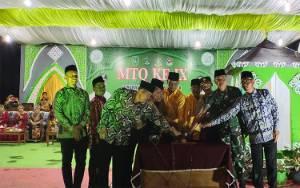 MTQ Tingkat Kabupaten Sukamara Resmi Dimulai