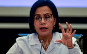 Sri Mulyani Prediksi Pertumbuhan Ekonomi Triwulan II 2020 -4,3 Persen
