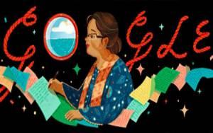 NH Dini, Ibu Pierre Coffin Jadi Google Doodle, Ini Fakta Hidupnya