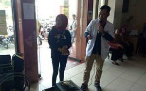 Tim PKRS RSUD Kapuas Berikan Penyuluhan Terkait Pentingnya Cuci Tangan