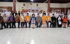 Wakil Ketua DPRD Barito Selatan Sebut PPK Ujung Tombak Suksesnya Pilgub