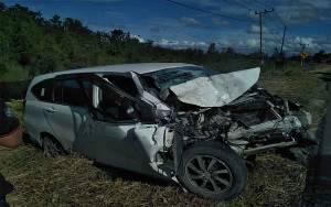 1 Korban Kecelakaan di Tumbang Nusa Masih Kritis di RSUD Doris Sylvanus