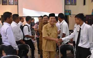 Wakil Bupati Kapuas Harapkan Peserta Ikuti Pelatihan Pengelolaan Siskeudes dengan Baik