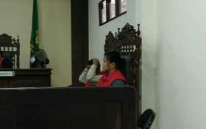 4 Polisi Uangkap Peran 2 Terdakwa Sabu