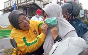 Dipicu Kejadian Virus Corona, Harga Masker Melonjak Tinggi di Pangkalan Bun