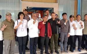 Datangi Kobar, Wamen LHK Kunjungi TNTP dan Tahura Hidayah