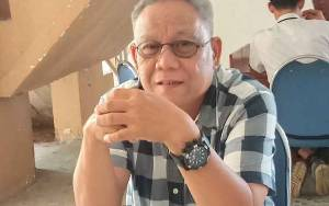 Anggota DPRD Murung Raya Minta Pemkab Perbaiki Jalan Gatot Subroto