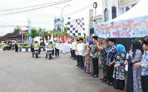 Pawi Taaruf Tandai Pembukaan MTQ ke 51 Kabupaten Barito Utara