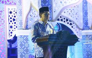 Bupati Barito Utara Harapkan MTQ Lahirkan Generasi Qurani yang Mampu Terjemahkan Islam