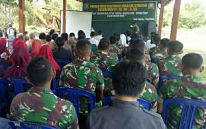 Kodim 1011 Kuala Kapuas Terus Maksimalkan Pencegahan Radikalisme dan Separatisme