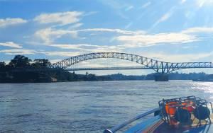 Pemkab Barito Utara Anggarkan Rp 8 Miliar untuk Rampungkan Pembangunan Jembatan Penyeberangan Muara Teweh - Jingah