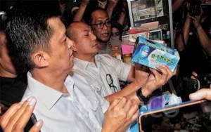 Polisi Sita 72 Ribu Masker yang Dijual Secara Ilegal