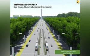 PUPR: Rencana Induk Proyek Ibu Kota Negara Rampung Mei 2020