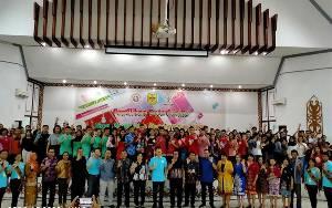 140 Pelajar Meriahkan Pemilihan Duta Genre dan Ajang Kreativitas Remaja 2020