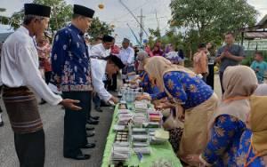 Bupati Sukamara Ajak Warga Viralkan Wisata Kuliner Untuk Tingkatkan Pengunjung