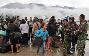 Dana Otsus Papua Dilanjutkan