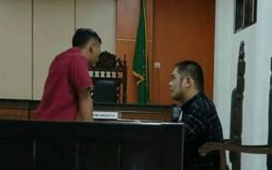 Terpidana UU ITE Dijebloskan ke Lapas Sampit