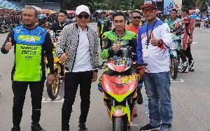 Abdul Hamid Raih Juara Umum Motor Prix Open Race 2020 di Sampit