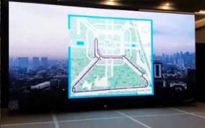 Panitia Lomba Formula E di Jakarta Mulai Cemaskan Virus Corona