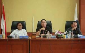 Ketua DPRD Dorong Peningkatan Infrastruktur di Pedalaman