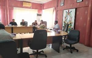 DPRD Palangka Raya Rapat Banmus Bahas Jadwal Kegiatan