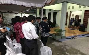 Suasana Duka Selimuti Rumah Jabatan Dandim 1011 Kuala Kapuas