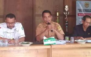 Pejabat Kepala Desa Bereng Jun Gelar Pertemuan Bersama PT Mulia Sawit Agro Lestari Bahas Kemajuan Dunia Pendidikan