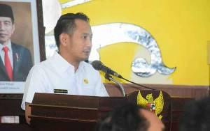 Wali Kota Palangka Raya Harapkan Perusahaan Aktif Dalam Pembangunan Daerah