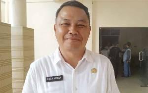 Dinas PUPR Pulang Pisau Genjot Perbaikan Infrastruktur Jalan Jelang Kedatangan Presiden