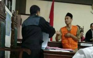Penggelap Pupuk Divonis 8 Bulan Penjara, Penadah Dituntut 1 Tahun Penjara