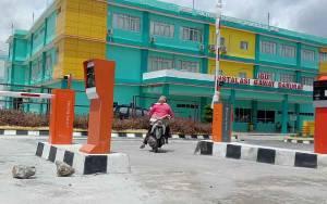 Disambar Petir, Penyebab Rusaknya Alat Parkir Elektronik di RSUD Sultan Imanuddin Pangkalan Bun