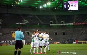 Gladbach Taklukkan Cologne Demi Amankan Kembali Peringkat Keempat