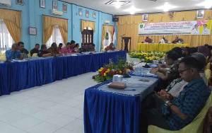Forum Gabungan Perangkat Daerah Sukamara untuk Menyelaraskan Program Pembangunan Daerah