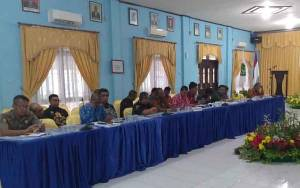Bupati Sukamara: Perangkat Daerah Harus Alokasikan Program Kegiatan dengan Profesional