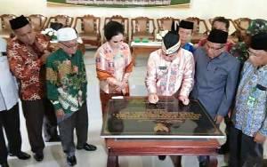 Kantor Sekretariat Bersama MUI dan NU Kabupaten Kapuas Diresmikan