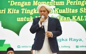 Peringati Isra Miraj, Pemprov Kalteng Hadirkan Penceramah Kondang Asal Samarinda