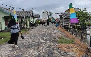 Perbaikan Jalan Desa Teruntum Diharapkan Masuk Dalam Perencanaan 2021