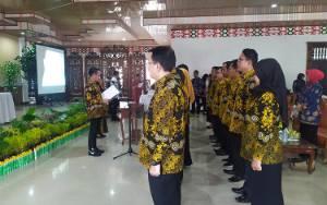 Wali Kota Lantik Pengurus Dewan Kerajinan Nasional Daerah