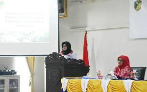 PMI Barito Utara Adakan Musyawarah Tingkat Kabupaten