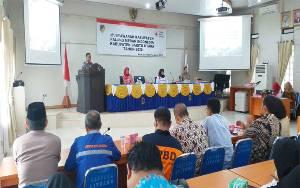 Sekda Barito Utara: Musyawarah PMI Strategis untuk Evaluasi dan Pertanggungjawabkan Kegiatan
